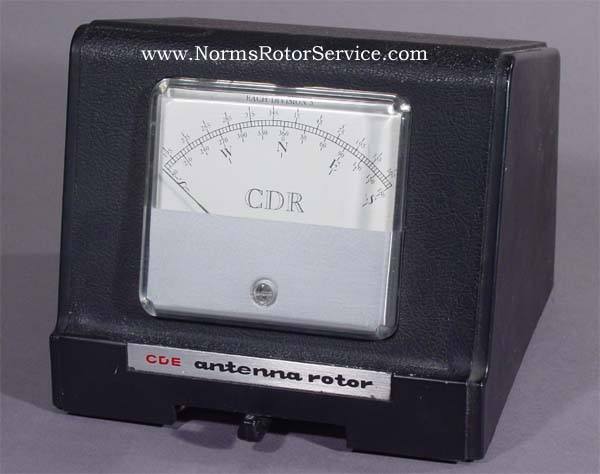 nrs new and rebuilt rotors and control boxes for sale Ham 2 Rotor Cde Ham Rotor Wiring Diagram #16